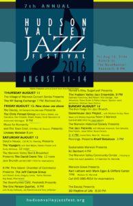 jazz fest poster 8-10