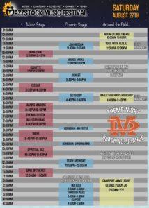 mazzstock 827 schedule