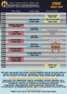 mazzstock 828 schedule